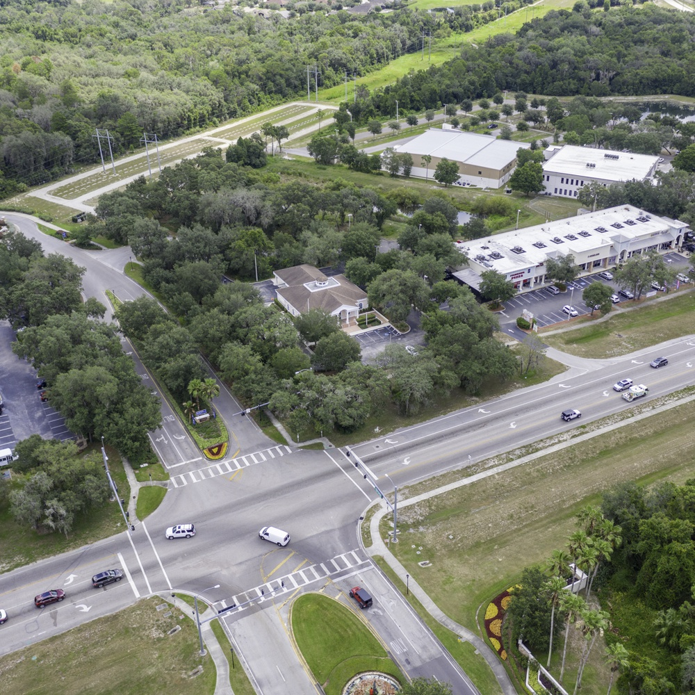 Commercial Property Aerial