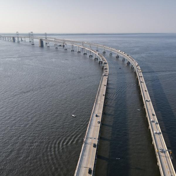 Chesapeake Bay Bridge-2