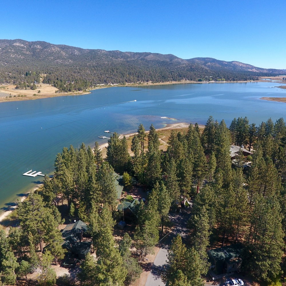 Big Bear Lake Flyover