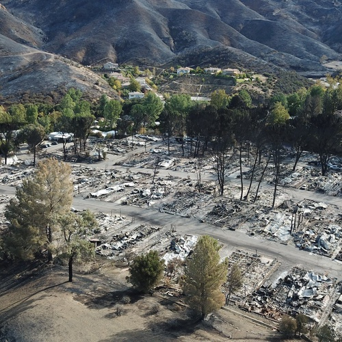 Woolsey Canyon Fires - Mobile Home Park Inspection