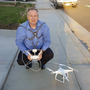 Aerial Drone Master