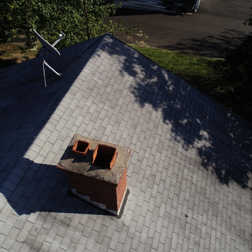 roof Insoection-Chimney Check 1