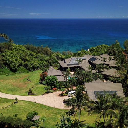 Luxury Property Photos in Kauai