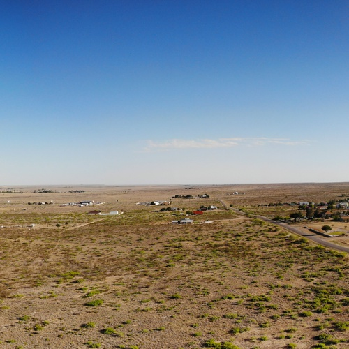 Panoramic from Water Tank Hill, Roswell, NM