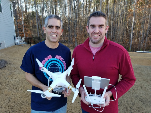 Triangle Drone Services And Academy