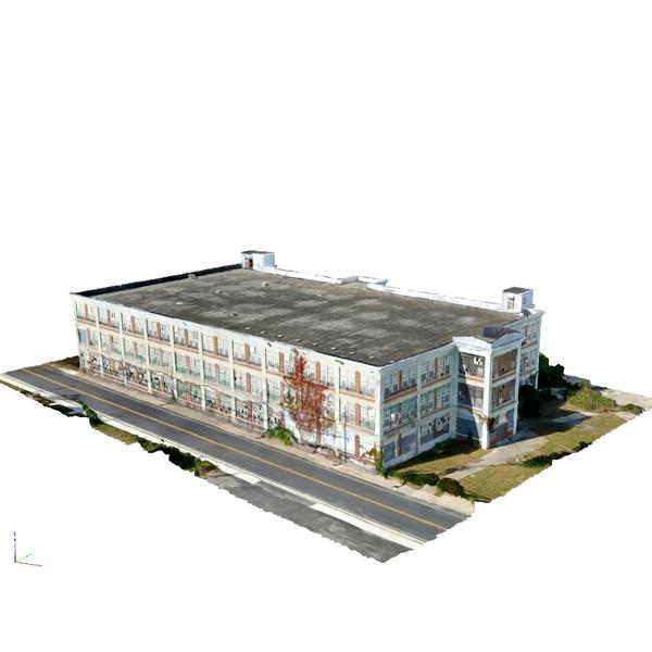 Sample Detailed 3D Modeling