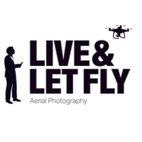 Live And Let Fly: Aerial Photography