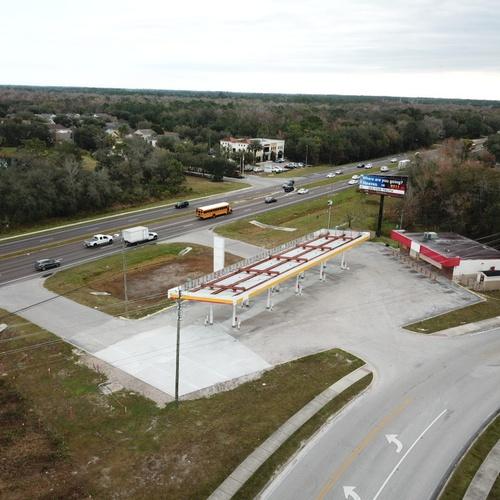 Gas Station 8
