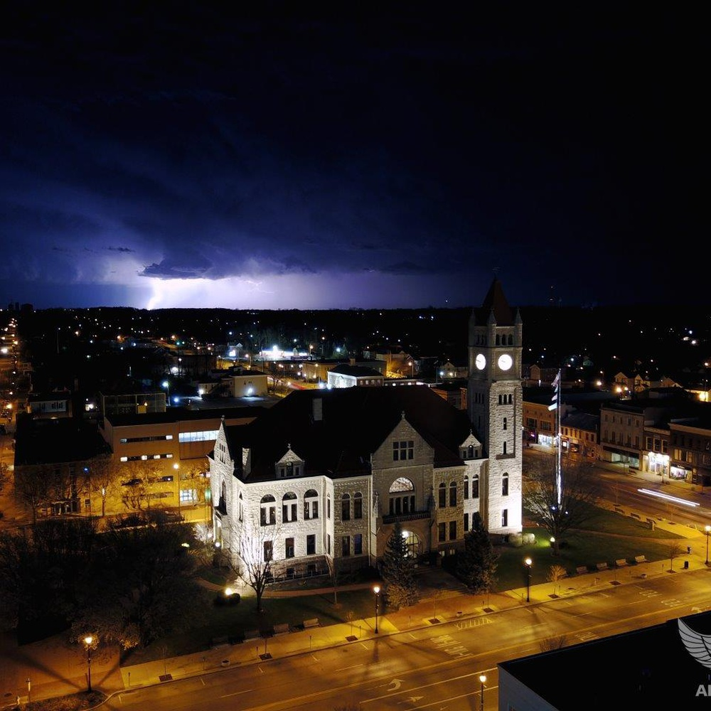 Xenia Ohio Lightning