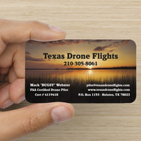 Texas Drone Flights