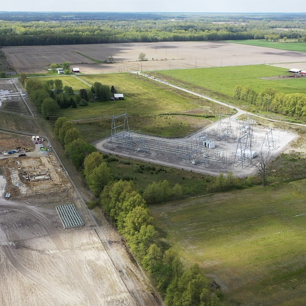 Cincinnati, OH - Solar Farm Construction (1)