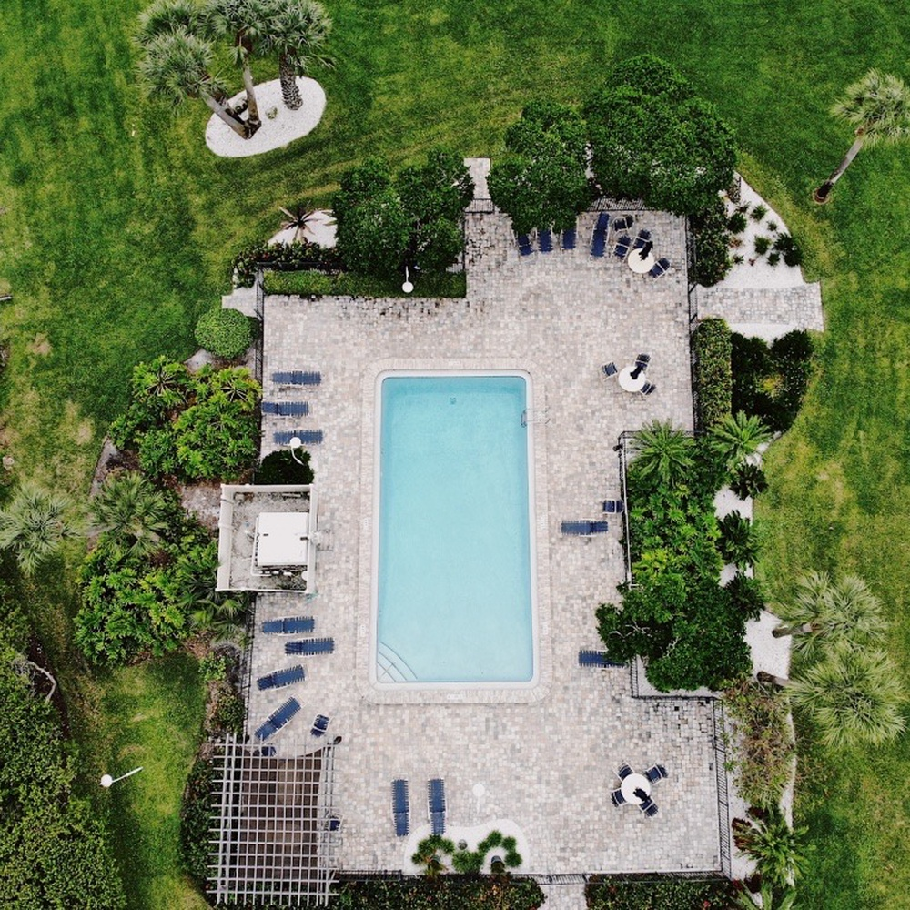 Pool in Tierra Verde, FL