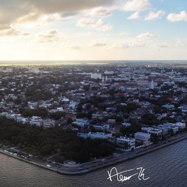 Downtown Charleston Panorama