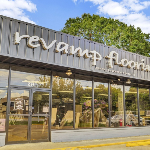 Revamp Flooring Exterior