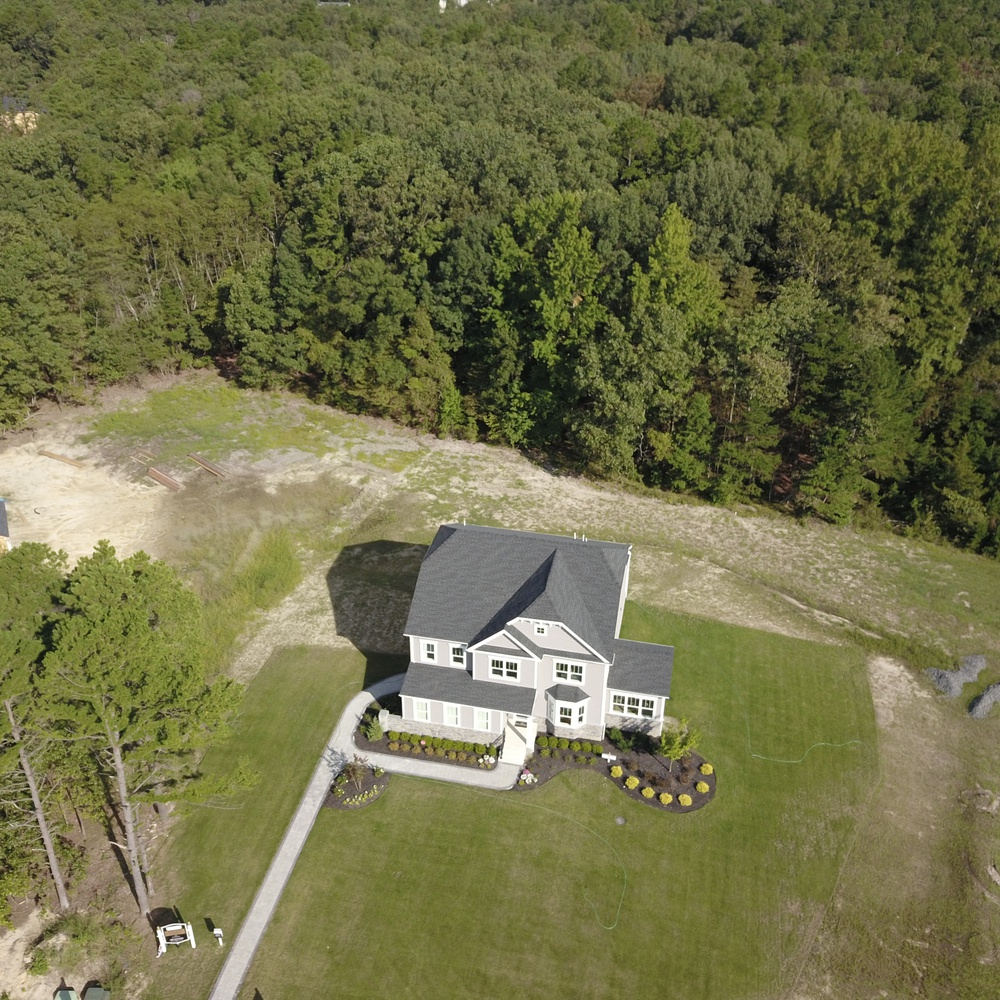 New Construction - Lot Size