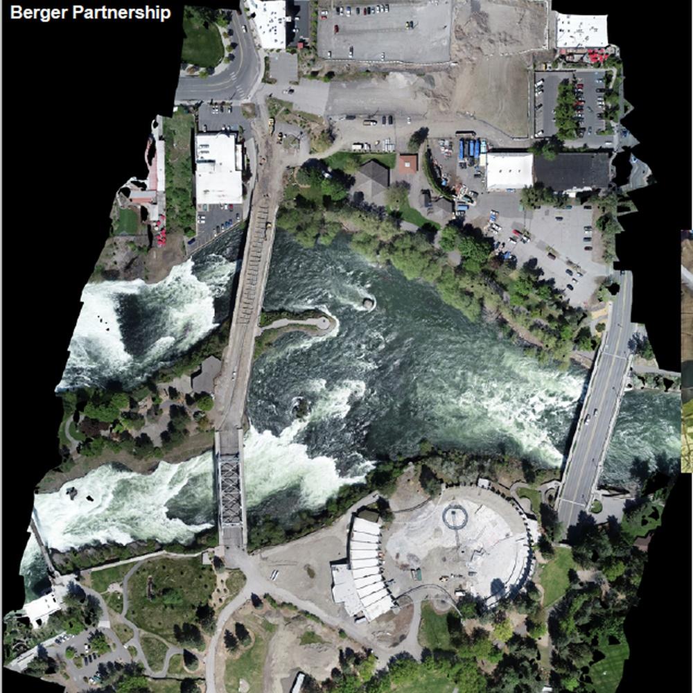 Spokane Riverfront Park, Spokane, Washington