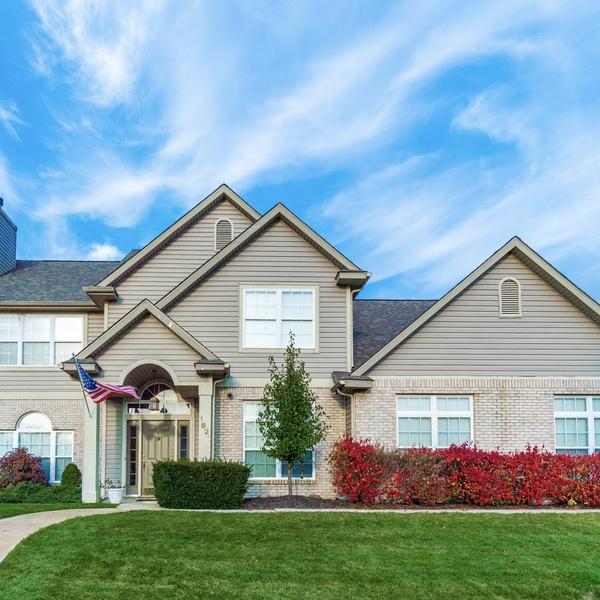 Real Estate Tilt-Shift HDR