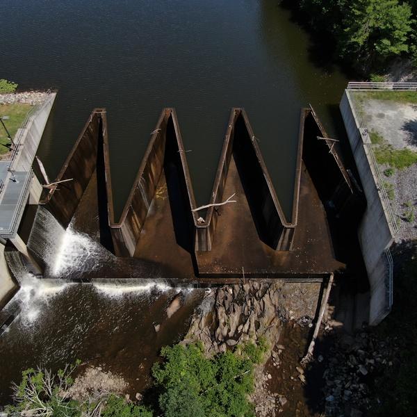 Weir Dam, Newland, NC