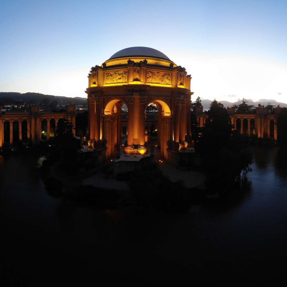 Palace of the Fine Arts