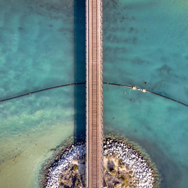 Ponto Rail Bridge