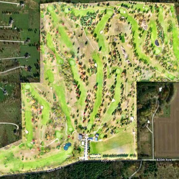 Othomosaic of Golf Course
