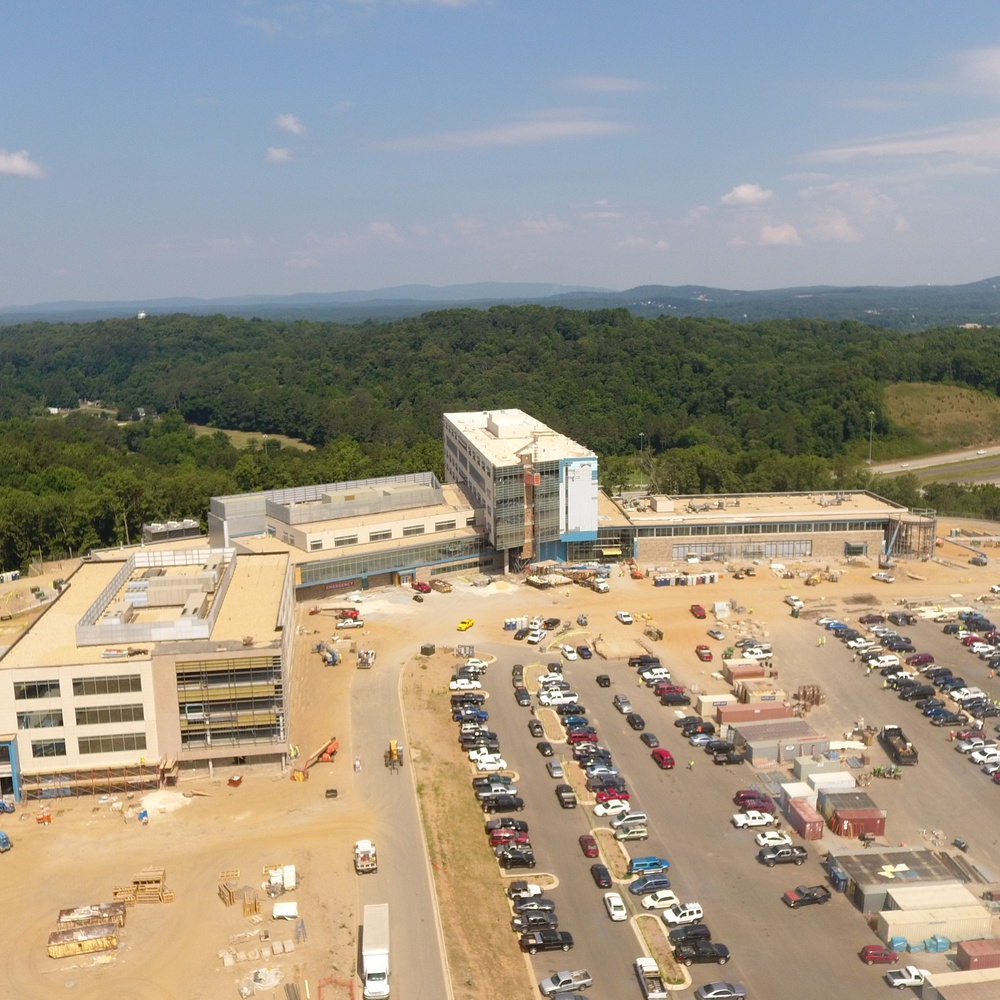 Hospital Construction Project, Canton GA.