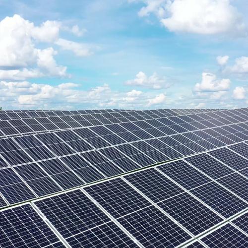 Solar Farm in Wisconsin