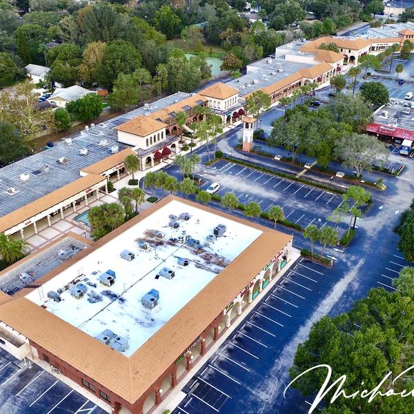 The Fountains Shopping Plaza, Tampa, Florida