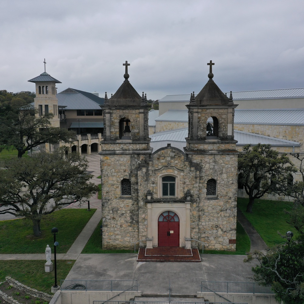 St. Peter's Catholic Church, Boerne, TX