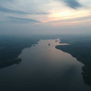 Ohio Drone Perspective