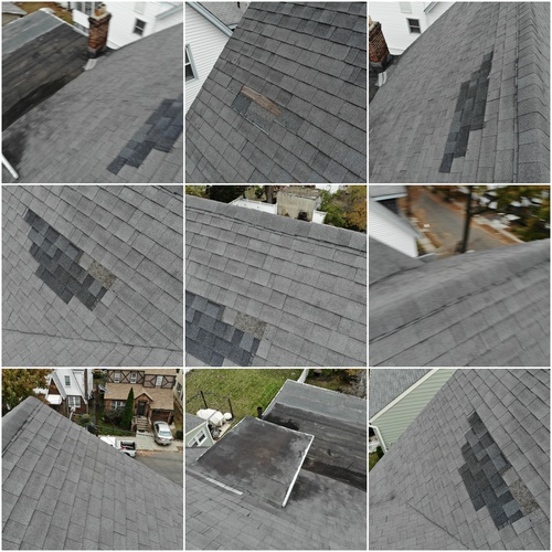 Roof Inspection Sample (All roof inspections come with 3D Hover Rep...