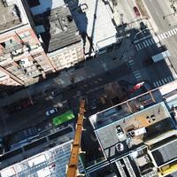 Vertical Aerial - South