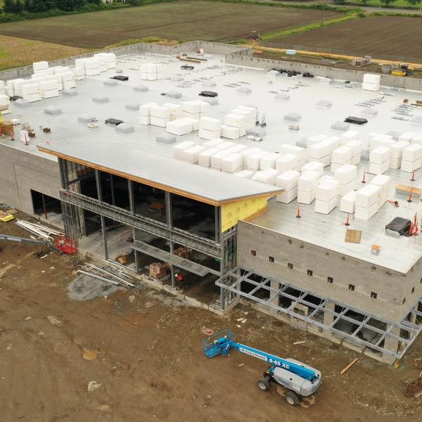 Puyallup Safeway Under Construction