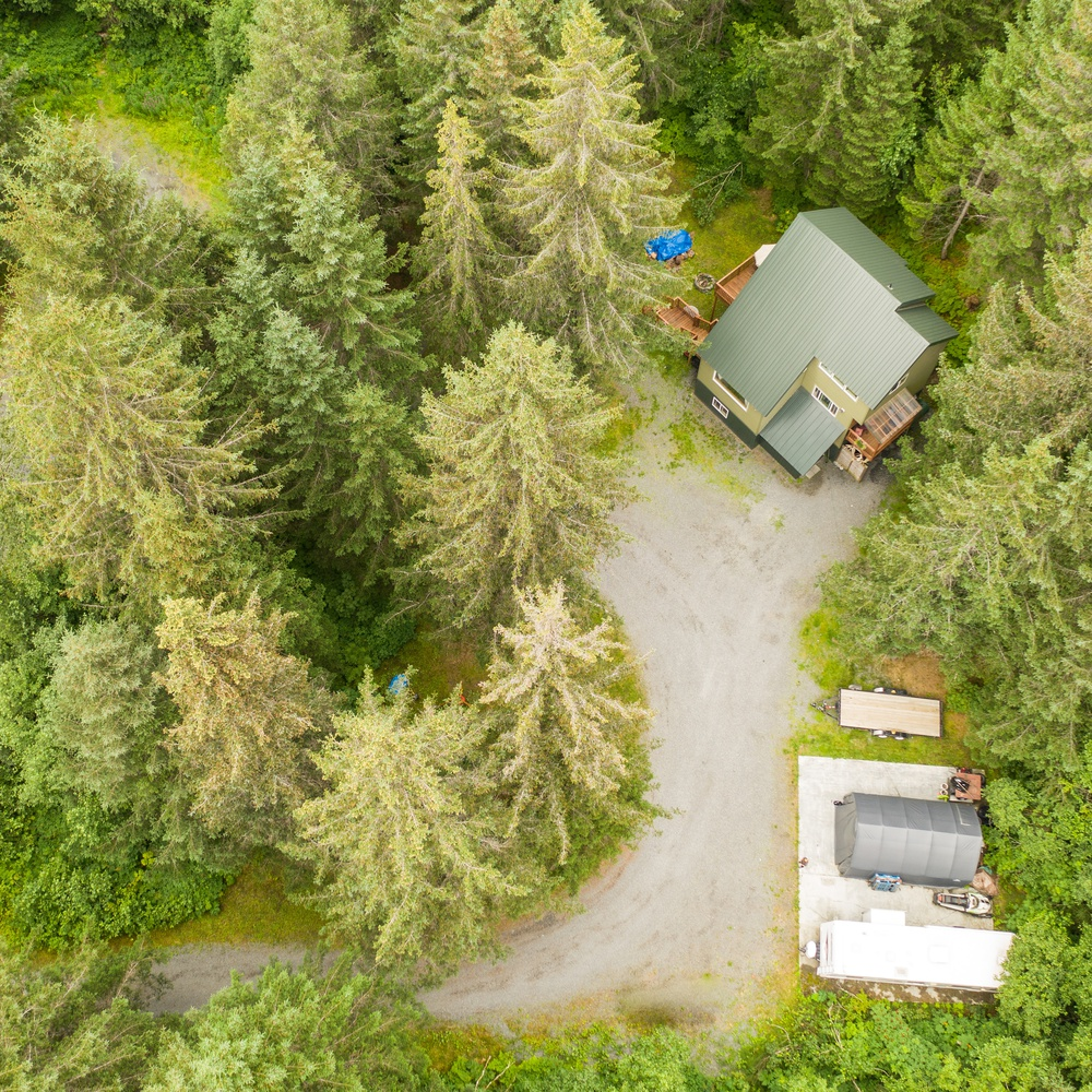 Aerial Home