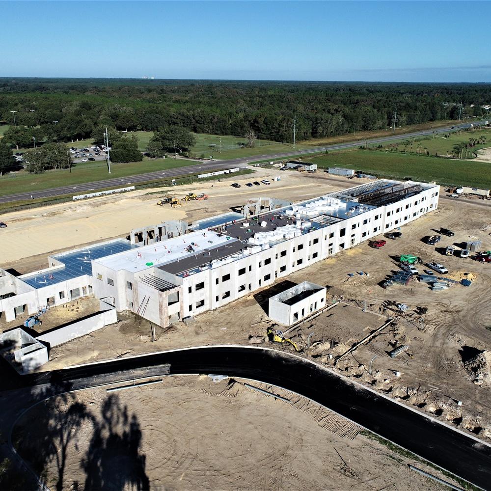 "Elementary School ""I"" Construction in Alachua County, FL"