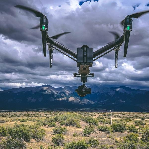 DJI Inpsire 2 Pro Cinematography Drone
