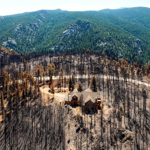 Fire Mitigation Inspections After Boulder, CO Wildfire