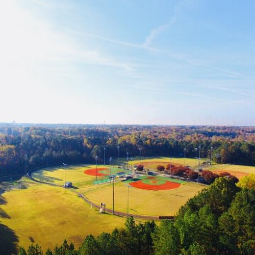 Summer Baseball, Huntersville, NC