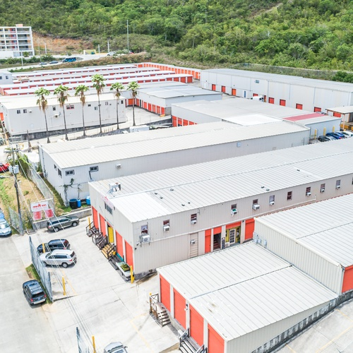 Self Storage - Commercial Real Estate