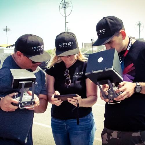 Drone Team - Team LYFTED