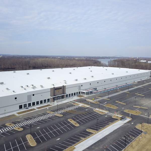 Amazon Warehouse - New Construction