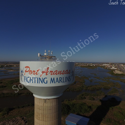 Port Aransas Water Tower