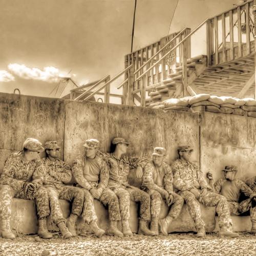 Soldiers, Afghanistan
