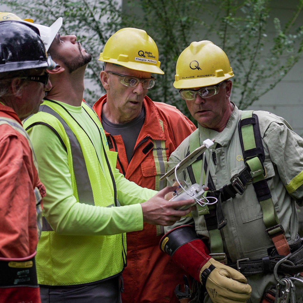Utility Inspections Disaster Relief
