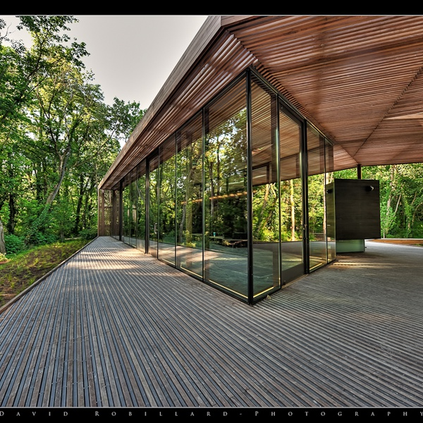 Real Estate Photography Indianapolis, Indiana.  The Virginia B. Fairbanks Art and Nature Park.