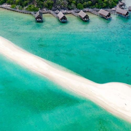 Bawah Reserve Bungalows - Indonesia