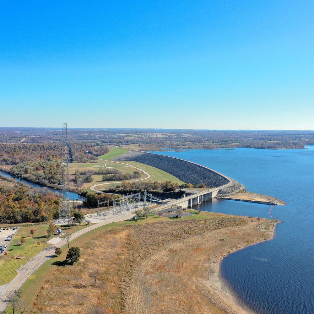 Stockton Lake Dam