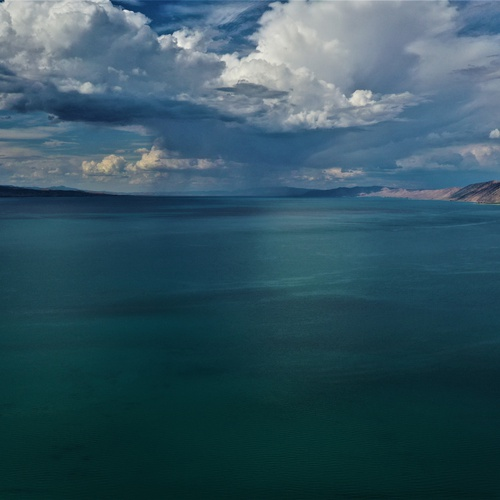 Bear Lake Utah - Calm Before the Storm