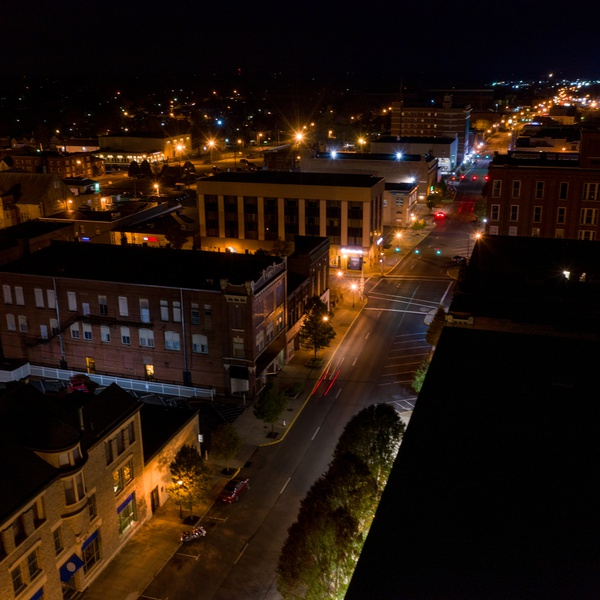 Downtown Marion Ohio (Daylight Operations Waiver)