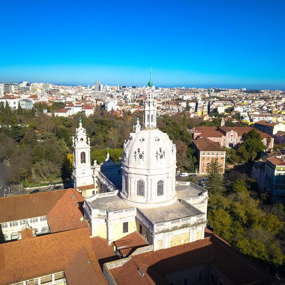 Lisbon Basilica